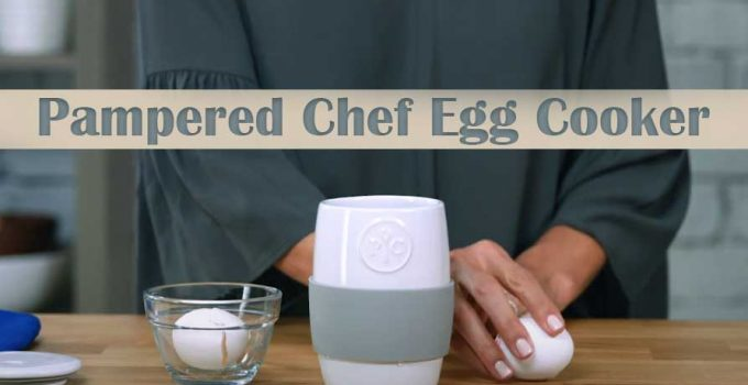 How to Use Pampered Chef Egg Cooker?